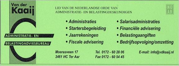 Van der Kaaij